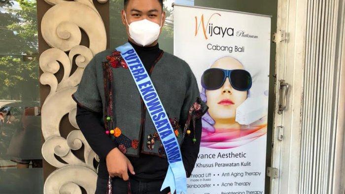 Sigit Wakili Jambi Dalam Pemilihan Putra Putri Ekowisata Indonesia, Kuasai 4 Bahasa Asing