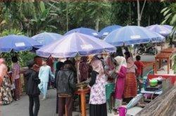 Unik, Kampung Kuliner Ramadhan Sungai Penuh Bertema Zaman Dahulu, Banyak Menu Khas Daerah dan Takjil