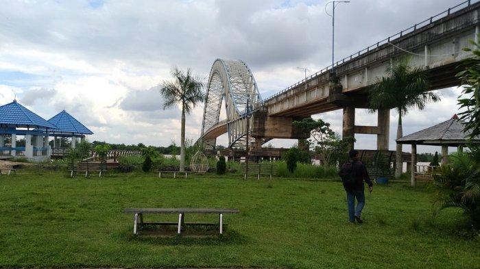 Taman Pedestrian Selaras Pinang Masak Patut Anda Sambangi Ketika Berada di Tanjung Jabung Timur