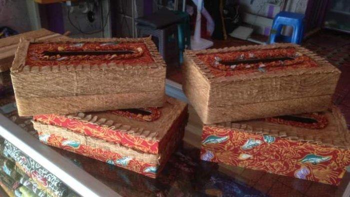 Ingin Cari Souvenir Buat Oleh-oleh, Ini Tujuh Souvenir Khas Jambi, Pilih Batik atau Gelang SAD