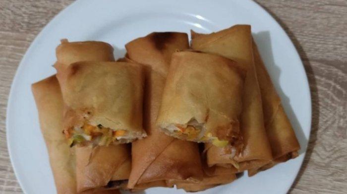 Kuliner Khas Jambi, Lumpia Jambi Untuk Buka Puasa, Cara Buatnya Praktis