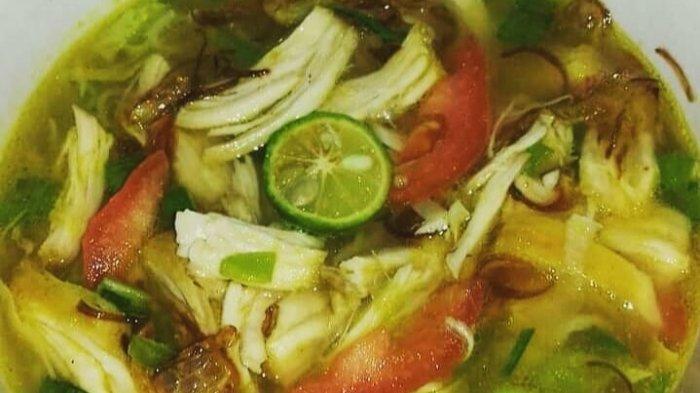 Rekomendasi Tempat Makan Soto di Kota Jambi, di Pasar Inpres Kebun Handil