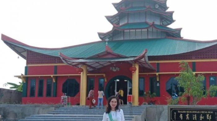 Laksamana Cheng Hoo, Masjid Bernuansa Tionghoa di Jambi Cocok Buat Wisata Religi Sambil Ngabuburit