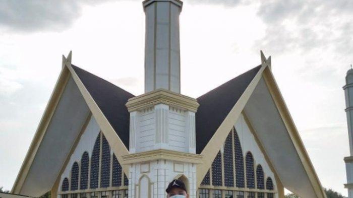 Objek Wisata Religi Kabupaten Tanjung Jabung Barat, Lihat Keunikan Masjid Syeh Usman Tungkal