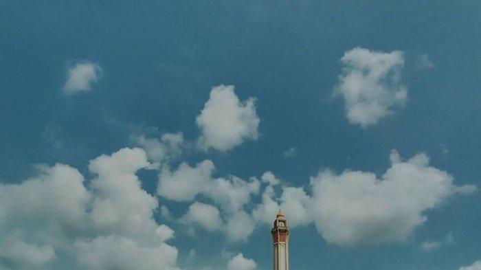 Ngabuburit Sore di Gentala Arasy Kota Jambi, Nikmati Senja di Kawasan Ancol