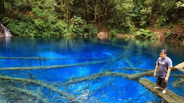 Daftar Tempat Wisata Danau Pilihan dan Lagi Hits di Jambi, Ada Danau Kaco Yang Warnanya Biru