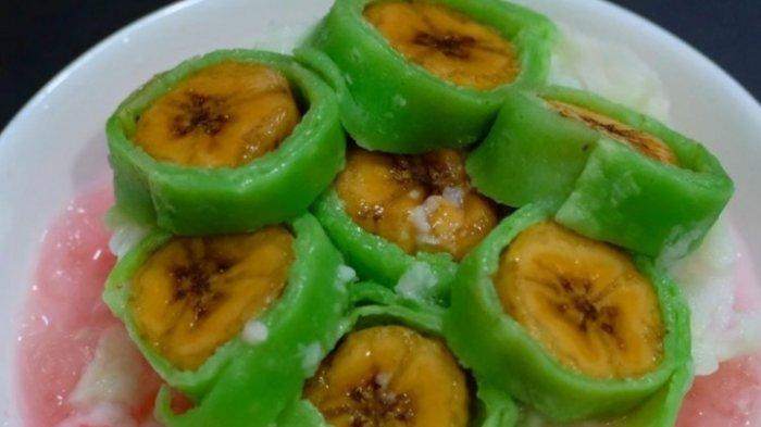 Nikmati Kesegaran Es Pisang Ijo, Kuliner Khas Makassar Buat Menu Berbuka Puasa