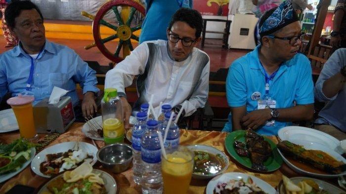 Pujasera Jelutung Corner, Ada Ratusan Menu di Pondok Masak, Buat Kuliner Akhir Pekan di Kota Jambi