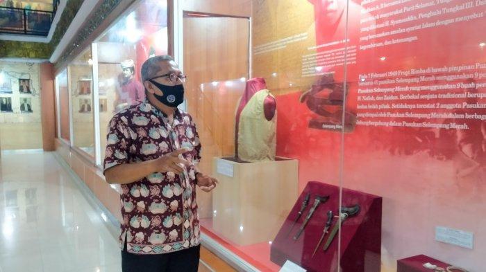 Saat Pandemi Covid-19, Museum Perjuangan Rakyat Jambi Tetap Buka Lho! Utamakan Protokol Kesehatan