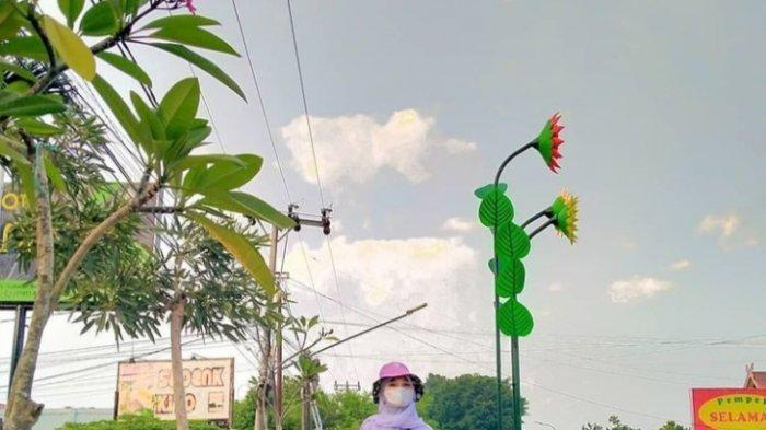 Kongkow Sore di Kota Jambi, Cocok Buat Ngabuburit Sore Sambil Cari Takjil, Jangan Lupa Pakai Masker