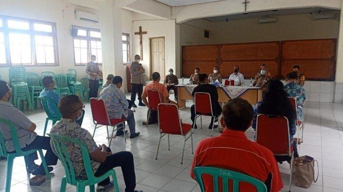 Cegah Penyebaran Covid-19, Perayaan Natal Oikumene di Jambi Ditiadakan