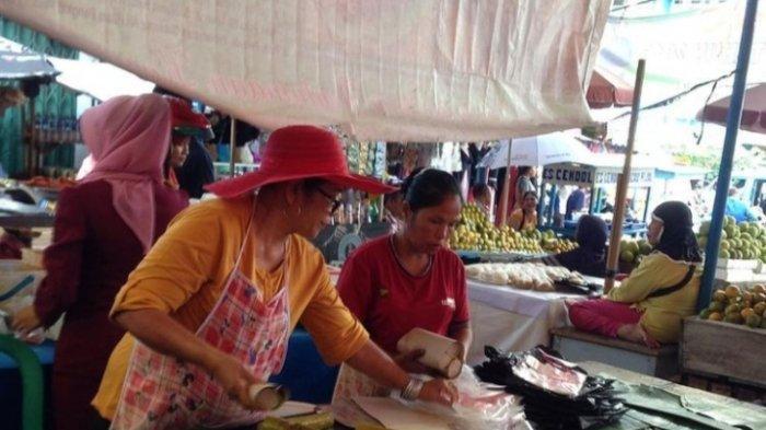 Wisata Aneka Takjil Sambil Ngabuburit, Kunjungi Pasar Beduk Kota Jambi Yang Legendaris