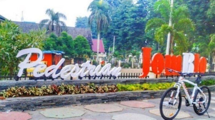 Akhir Pekan Manfaatkan Olahraga, Ini 8 Tempat Olahraga Jogging Asyik, Santai di Kota Jambi