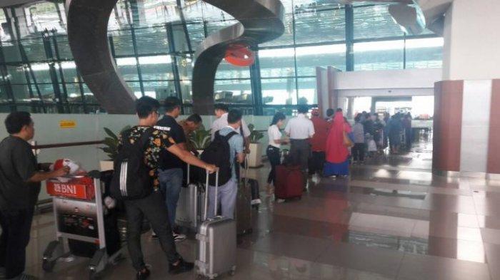 Cegah Penyebaran Covid-19, Akan Ada Jalur Khusus Pekerja Migran di Bandara Soekarno Hatta