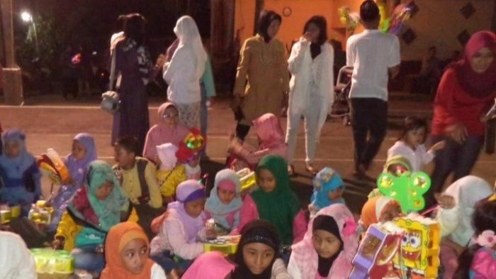 Pawai Keliling di Kerinci, Tradisi Unik Sambut Bulan Ramadhan, Sarana Silaturahmi Antar Warga