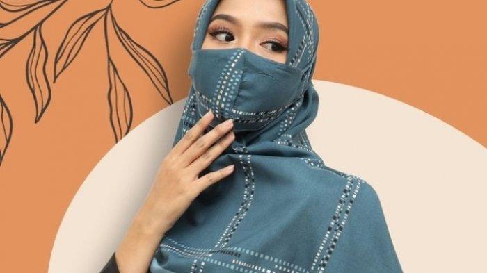 Intip Tren Hijab 2021, Ada Hijab di Jambi Yang Sedang Tren, Tampil Modis di Hari Raya Idul Fitri