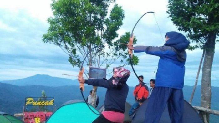 Wisata Puncak Tempurung Garden  Sarolangun Raih Juara Dua Anugerah Pesona Indonesia (API) 2020