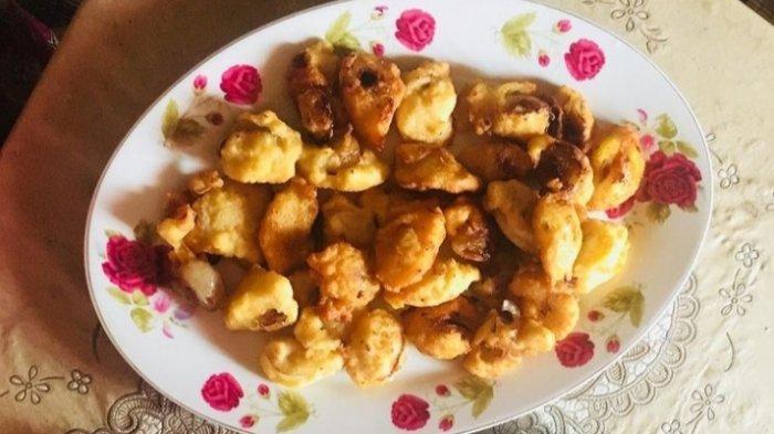 Makanan Khas Jambi, Rambutan Goreng Yang Rasanya Unik Mirip Seperti Buah Kurma