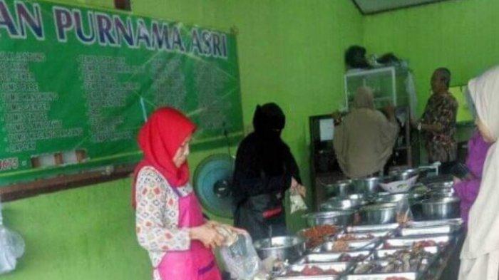 Rumah Makan Purnama Asri, Tempat Makan di Kota Jambi Masakan Rumahan, Enak dan Murah