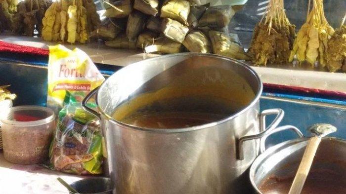 Kuliner Malam di Kota Jambi, Nikmati Sate Brutu Serundeng Yang Banyak Peminatnya