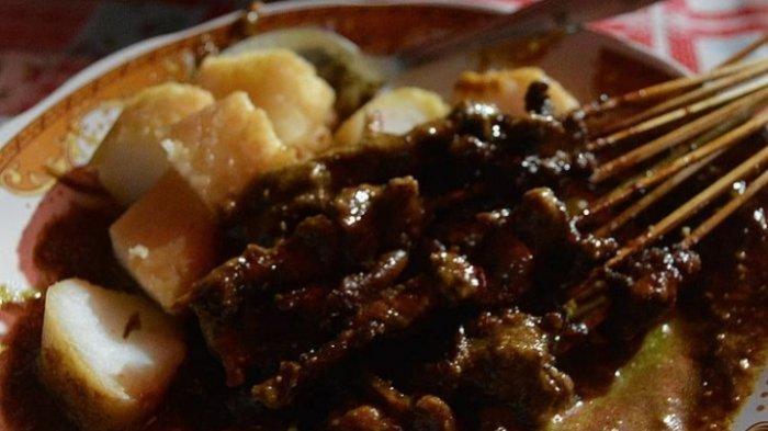 Pilihan Wisata Kuliner, Tempat Makan Sate Madura di Kota Jambi, Sejak Tahun 80-an