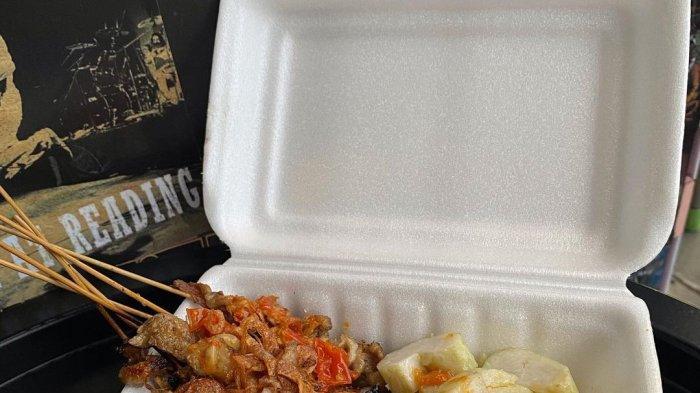 Kuliner Unik di Kota Jambi, Coba Sate Maya di Kedai SPCYGODS Rasa Pedas Nendang Abis
