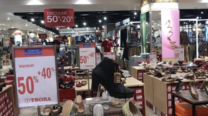 Libur Awal Tahun, Wisata Belanja Aja, Jamtos Hadirkan Diskon Sepatu Branded
