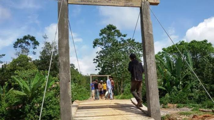 Suku Talang Mamak Jambi dan Hutan Sebagai Warisan Nenek Moyang Yang Harus Dijaga