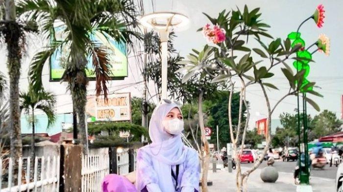 Pedestrian Sipin Kota Jambi, Tempat Kongkow Sore Lagi Viral, Santai Sambil Ngabuburit Sore