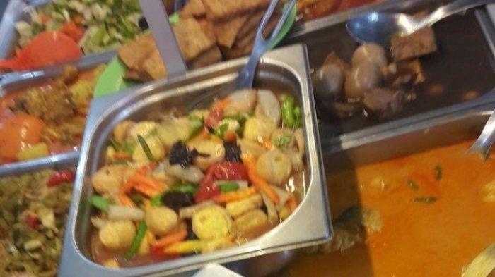 Tempat Makan Enak dan Murah di Kota Jambi, Rumah Makan Purnama Asri Dengan Masakan Rumahan