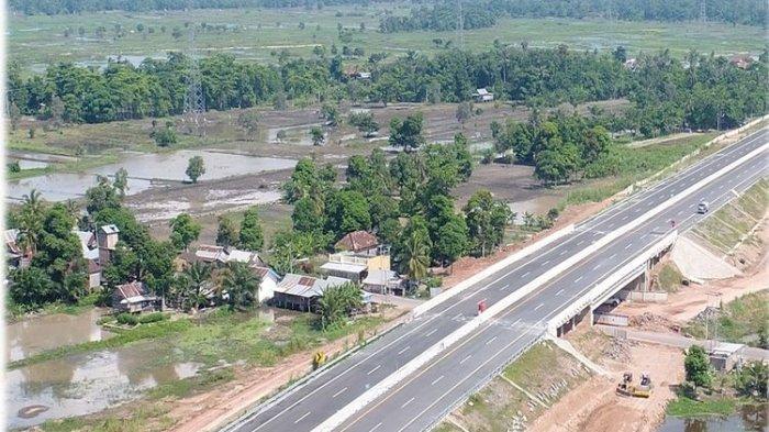 Buat Traveller, Mau ke Jambi Lewat Jalan Darat Jarak Tempuh Makin Pendek, Akan Ada Jalan Tol Lho!