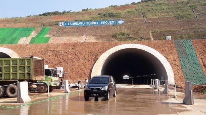 Tol Trans Sumatera Ada Dua Terowongan Menembus Perut Bukit Barisan dan Jembatan di Atas Lembah