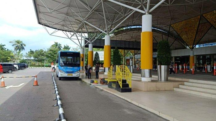 Ruang Tunggu Bandara Sultan Thaha Jambi Sekarang Mampu Menampung 10 Ribu Penumpang