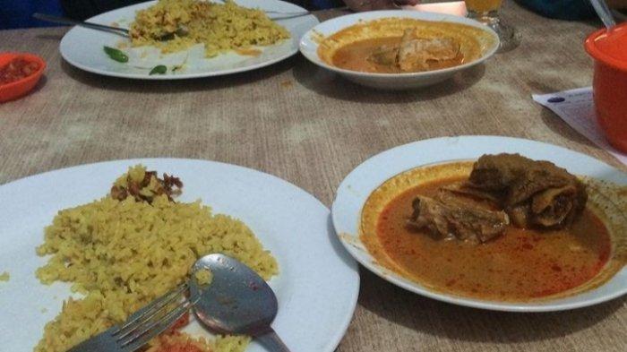 Kuliner Jambi, Cobain Nasi Minyak, Kuliner Khas Timur Tengah Di Warung Manggis