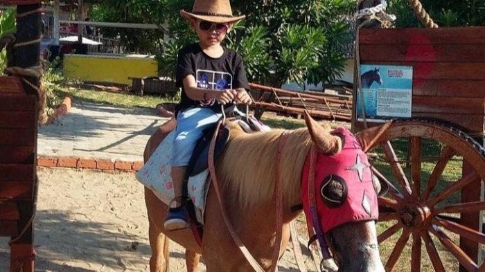 Bisa Wisata Berkuda di Taman Wisata Air Kito, Banyak Wahana Menarik Lho!