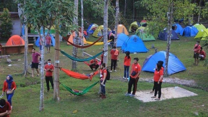Wisata Alam Sebapo, Tempat Piknik dan Camping  di Muaro Jambi Yang Kini Diserbu Wisatawan