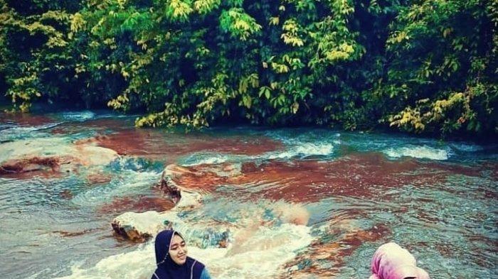 Wisata Sungai Napal Muaro Jambi, Viral Banyak Dikunjungi Wisatawan, Cocok Untuk Lokasi Piknik