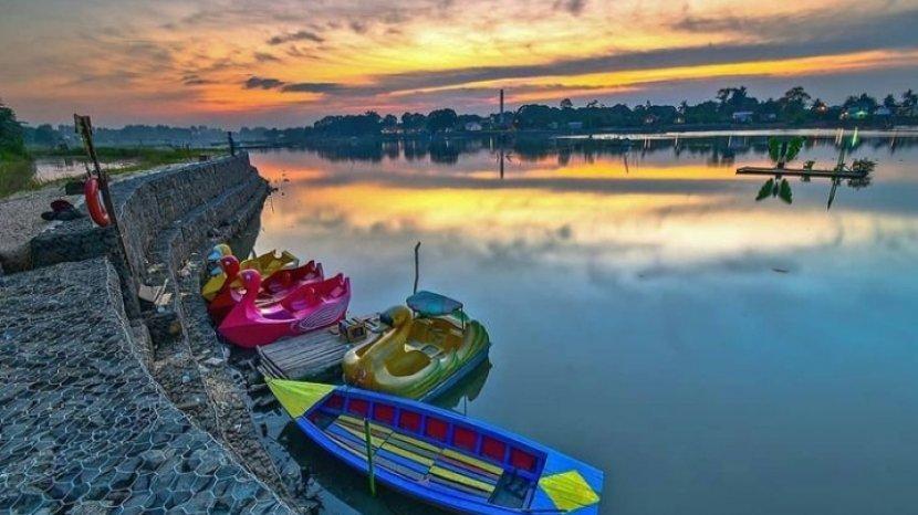 Danau Sipin, Objek Wisata Kota Jambi Berbalut Kearifan Lokal