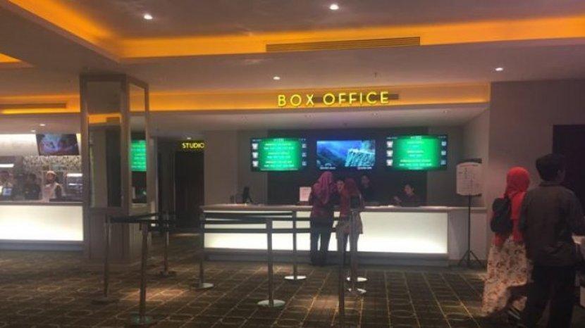 Isi liburan Natal dan Tahun Baru di Jambi Dengan Nonton, Dua Bioskop Sudah Buka