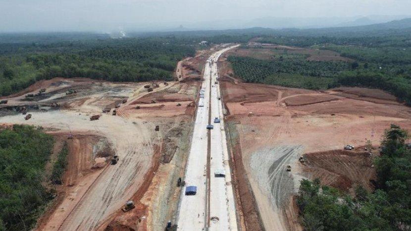 Traveller Ingin ke Jambi dari Sumsel Lewat Jalan Darat, Nanti Bisa Lewat Jalan Tol Betung-Jambi Lho!
