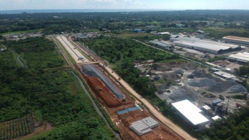 Jalan Tol Trans Sumatera, Rute Betung-Tempino Hanya Akan Melewati Kabupaten Muaro Jambi