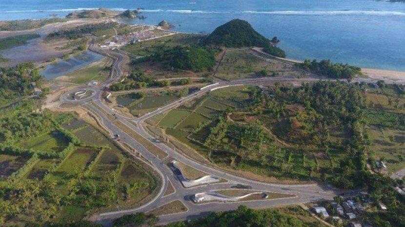 2021, Perhelatan MotoGP Akan Digelar di Indonesia, Mandalika Tengah Dipercantik
