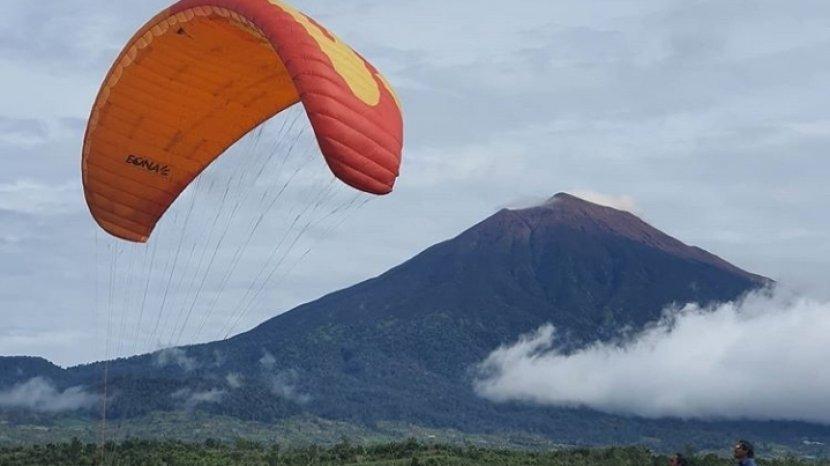 Daftar 4 Wisata Adventure di Kerinci, Bisa Cobain Paralayang Buat Agenda Libur Hari Raya Idul Adha