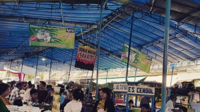Wisata Aneka Takjil Sambil Ngabuburit Sore, Kunjungi 5 Pasar Beduk Kota Jambi Yang Legendaris Ini