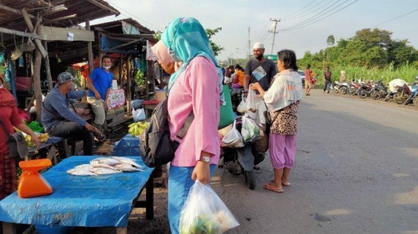 Pasar 46 Jambi Masuk Deretan Pasar Terunik  Di Indonesia