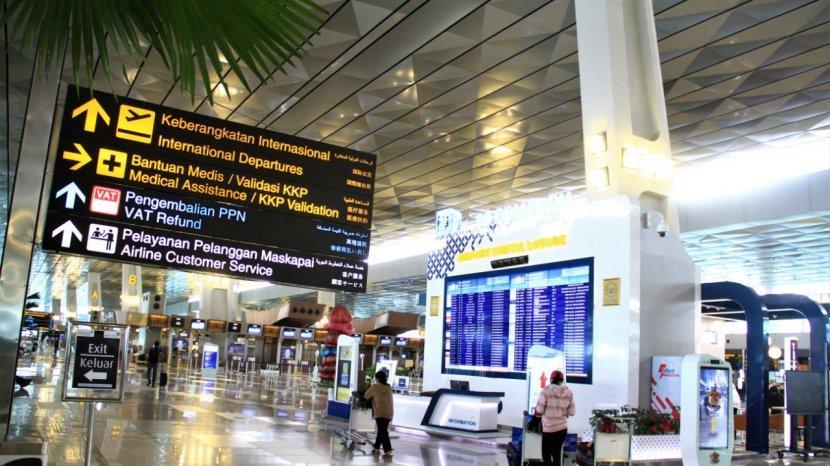 Informasi Persyaratan Terbang Domestik dan Keperluan Dokumen Masa Natal dan Tahun Baru