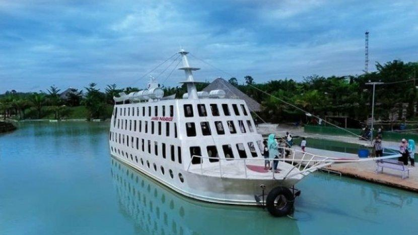 Liburan ke Wisata Jambi Paradise, Cobain 4 Tempat Favorit Para Wisatawan