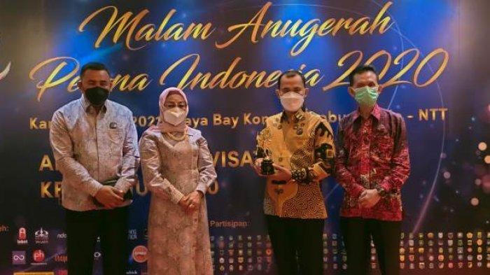 Bukit Tempurung mendapat juara kedua daratan tinggi terpopuler, setelah Fulan Fehan Kabupaten Belu.