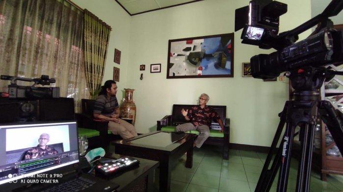 Kisah Husni Jamal Menyusun Kompilasi Kamus Bahasa Jambi Seberang, Kumpulkan Sejak 10 Tahun Lalu