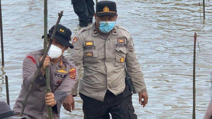Mengenal Ipda Widiharto Personil Polres Tanjung Jabung Barat, Jalani Tugas Dengan Ikhlas